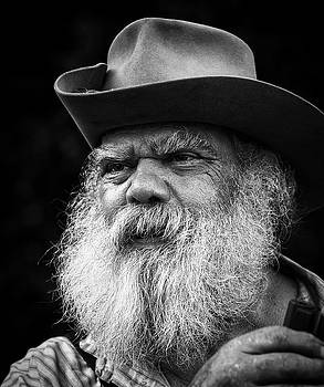 Wise Man by Ron  McGinnis