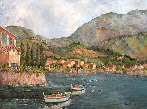 Wishing I was in Italy by Wendy Hill