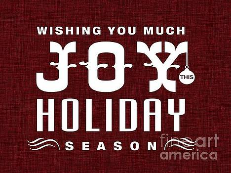 Wishing You Much Joy This Holiday Season 1 by Erika H