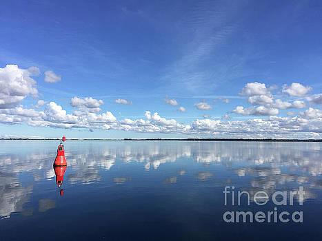 Wismar Bay In Fall by Benjamin Wiedmann