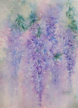 Wisteria Dream by Bette Orr