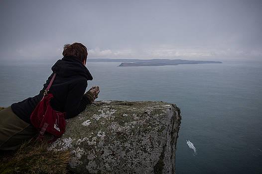 Wistful for the island by Alex Leonard