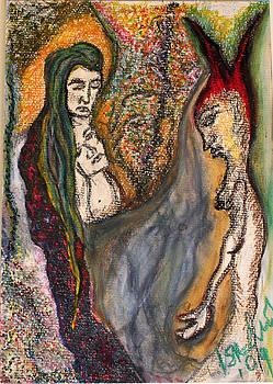 Witch by ISIL Olucoglu Tanik
