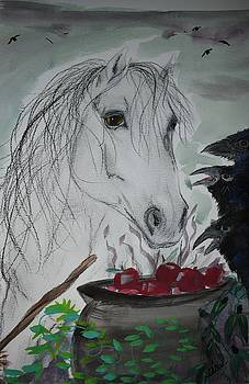Witches Brew by Susan Snow Voidets