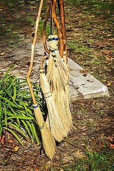 LeeAnn McLaneGoetz McLaneGoetzStudioLLCcom - Witches Brooms