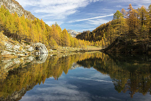 Witches Lake - Piedmont / Italy by Massimo Mazza