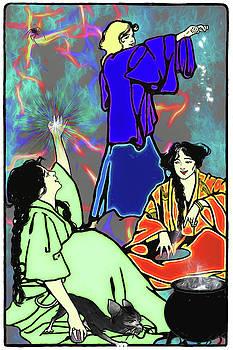 Witchs Destiny by John Haldane