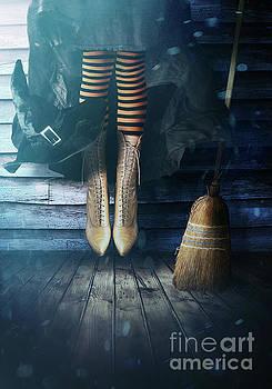 Sandra Cunningham - Witch