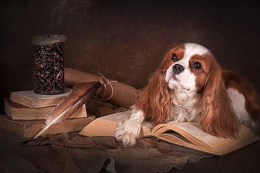 With a dog... by Tanya Kozlovsky
