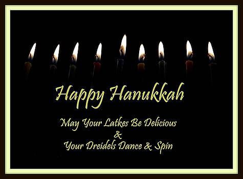 With Love on Hanukkah by Lori Pessin Lafargue