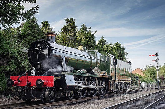 Simon Pocklington - Witherslack Hall 4-6-0