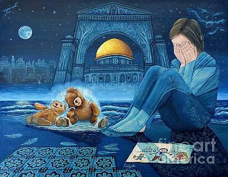 Lost Childhood by Esam Jlilati