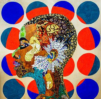 Without Question - Danai Gurira II by Apanaki Temitayo M