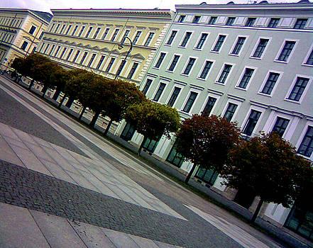Wittelsbacherplatz, Munich by Misentropy
