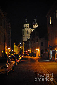 Jost Houk - Wittenberg Night
