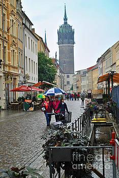 Jost Houk - Wittenberg rain