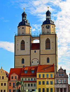 Jost Houk - Wittenberg Sky