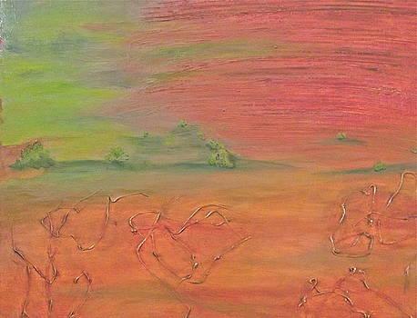 Wizen Wadi by Gail Stivers