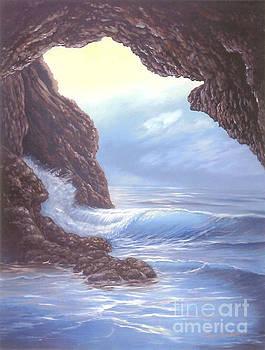 Wolf Cave by Susan Elizabeth Wolding