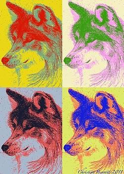 Wolf by Christine  Bennett