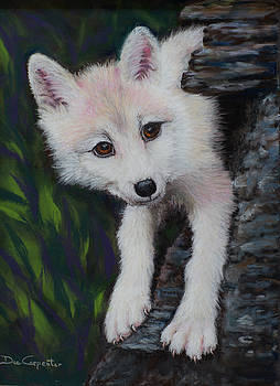 Dee Carpenter - Wolf Cub