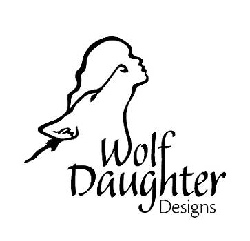 Wolf Daughter Designs Logo by Wolf Daughter