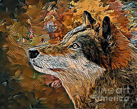 Wolf by Lita Kelley