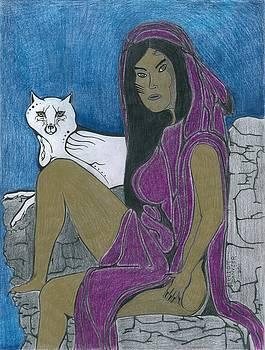 Wolf Mother by Elliot Janvier