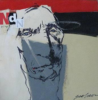 Wolf Robe NDN by Bert Seabourn