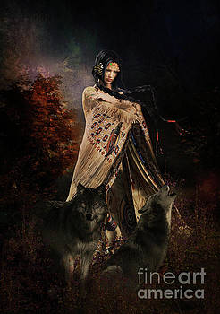 Wolf Song by Shanina Conway