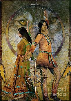 Wolf Spirit by Shadowlea Is