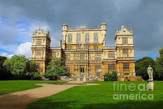 Wollaton Hall by Phil Cappiali Jr