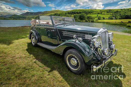 Wolseley Classic Car by Adrian Evans