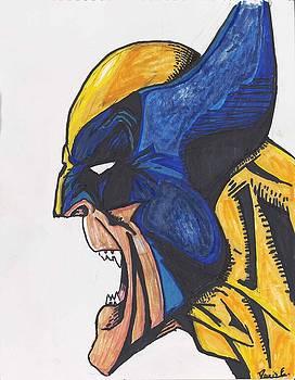 Wolverine by Davis Elliott