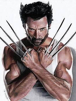 Wolverine Fanart 2 by Jasmina Susak