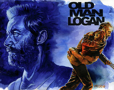 Wolverine by Ken Meyer jr