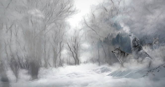 Wolves in the Mist by Andrea Kollo