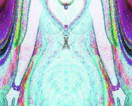 Woman #035 by Barbara Tristan