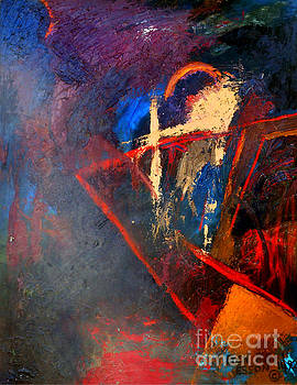 Genevieve Esson - Woman Abstract