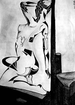 Woman by Tuki Makhatchadze