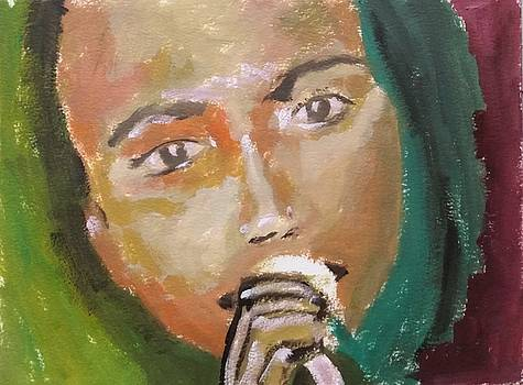 Woman III by Bachmors Artist