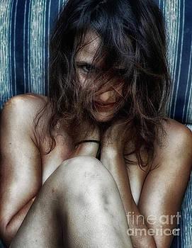 Woman in Waiting by Steven Digman