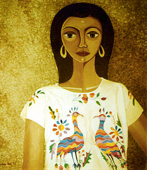 Madalena Lobao-Tello - Woman mestizo