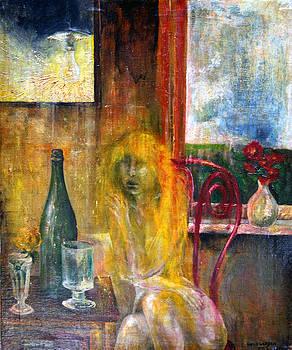Wojtek Kowalski - Woman Near Window