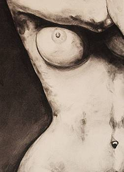 Woman Nude by Ania  Kuchta