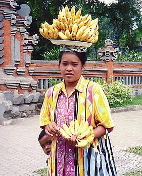 Woman Of Bali by Jerome Stumphauzer