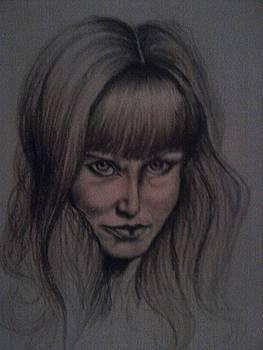 Woman of stile by Shadrach Muyila