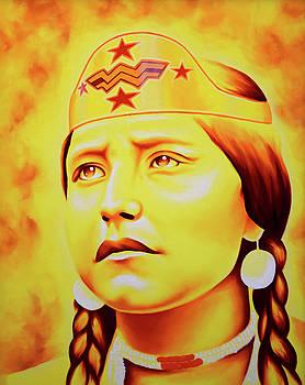 Woman of Wonders by Robert Martinez