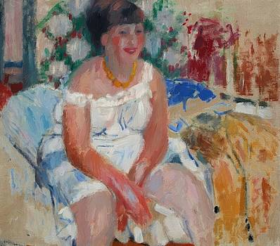 Wouters Rik - Woman On The Bedside 1912