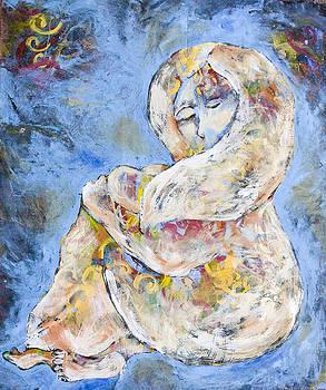 Woman Seeking Solace by Sara Zimmerman